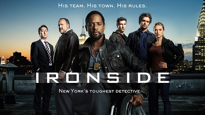 Ironside 2013 série