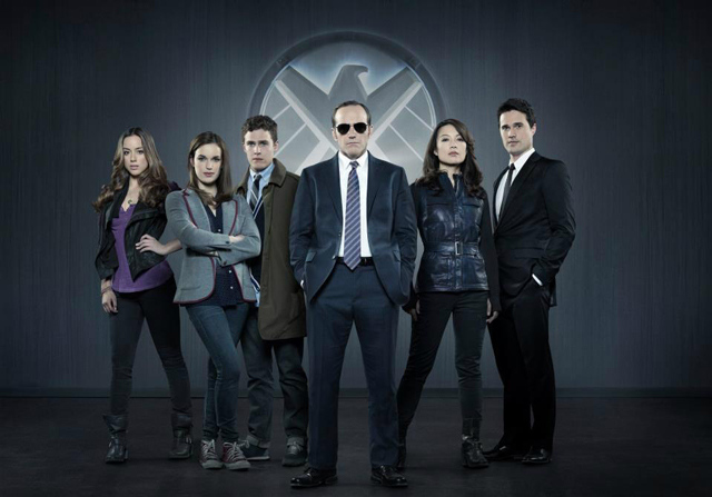 Marvels agent of SHIELD série