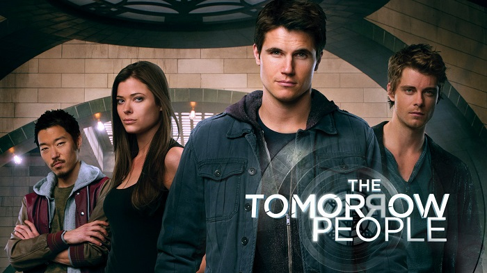 The Tomorrow People série
