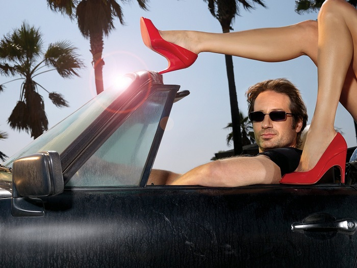 californication serie