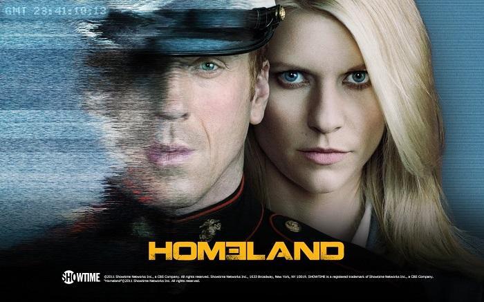 homeland série