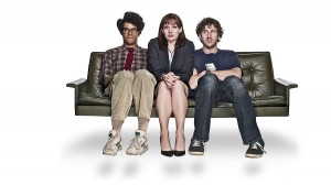 the IT Crowd série