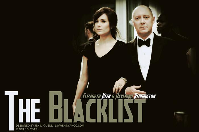 the blacklist série